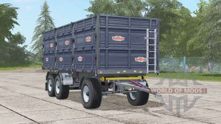 Randazzo R 270 PT〡with trilateral unloading для Farming Simulator 2017