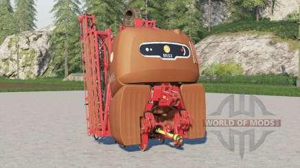 Hardi Mega 2Զ00 для Farming Simulator 2017