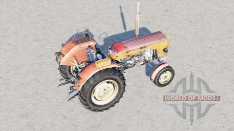 Ursus C-360〡gear shift animations для Farming Simulator 2017