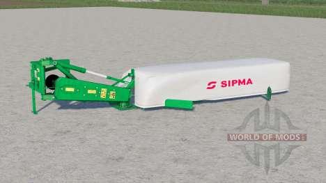Sipma KD 2400 Preria для Farming Simulator 2017