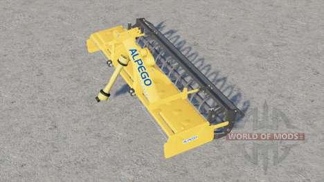 Alpego RE-300〡roller configuration для Farming Simulator 2017