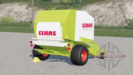 Claas Rollant 250 RotoCut〡various configurations для Farming Simulator 2017