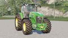 John Deere 7030 series〡3 types engine power versions для Farming Simulator 2017