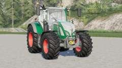 Fendt 700 Vario〡30 types configurations wheels для Farming Simulator 2017