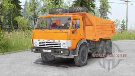 KamAZ-5511 v1.1 для Spin Tires