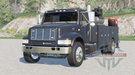 International 4900 Service Truck для Farming Simulator 2017