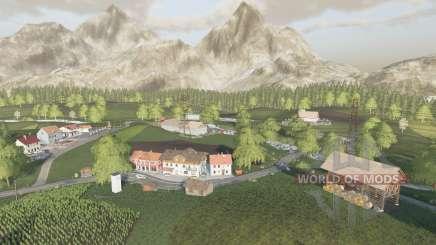 Slovenian Countryside v1.0.0.1 для Farming Simulator 2017