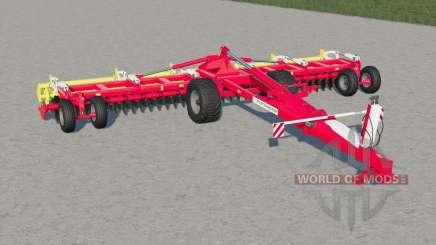 Pöttinger Terradisc 10001 T для Farming Simulator 2017