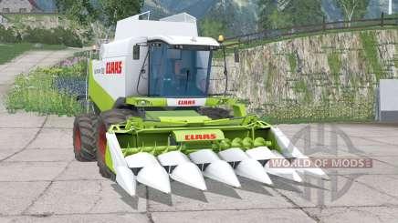 Claas Lexion 530〡dynamic exhausting system для Farming Simulator 2015