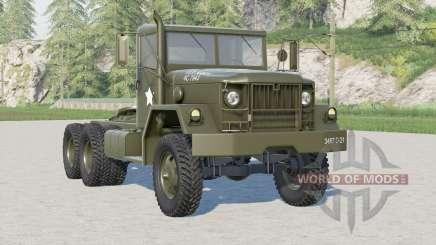 M35A2 Semi Truck для Farming Simulator 2017