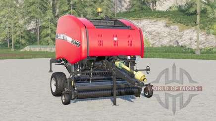 Case IH RB465 для Farming Simulator 2017