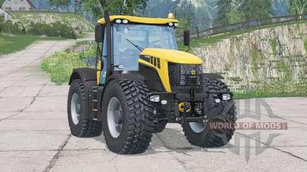 JCB Fastrac 3230 Xtra〡change wheels для Farming Simulator 2015