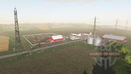Somewhere in Canada для Farming Simulator 2017
