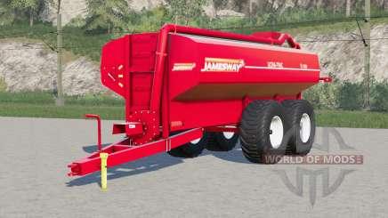 Jamesway Ultra-Trac для Farming Simulator 2017