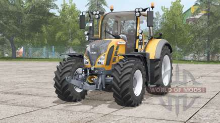 Fendt 700 Vario〡wide choice of wheels для Farming Simulator 2017