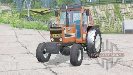 Fiat 680〡with or without counterweight для Farming Simulator 2015