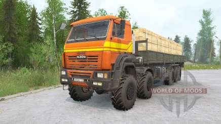 Azov 7330 для MudRunner
