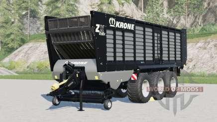 Krone ZX 560 GD〡design choice для Farming Simulator 2017