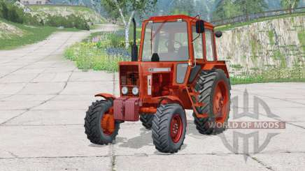 МТЗ-82 Беларус〡рабочие указатели поворота для Farming Simulator 2015
