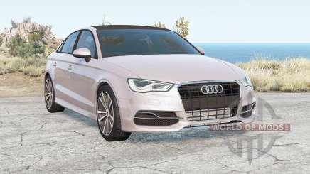 Audi S3 Sedan (8V) 2013 для BeamNG Drive