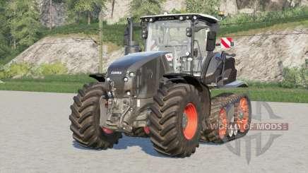 Claas Axion 900 Terra Trac〡Black Edition для Farming Simulator 2017