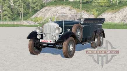 Mercedes-Benz G4 (W31) 1938 для Farming Simulator 2017