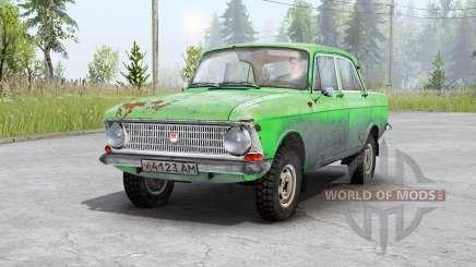 Москвич-408 v1.0 для Spin Tires