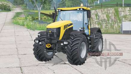 JCB Fastrac 3230 Xtra〡adjustable mirrors для Farming Simulator 2015