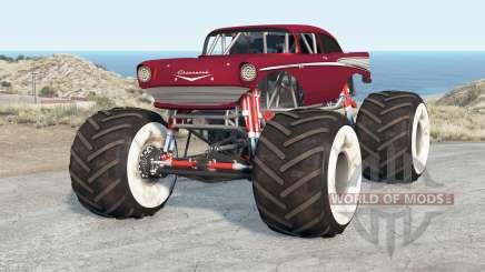 CRC Monster Truck v1.1 для BeamNG Drive