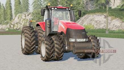 Case IH Magnum CVT〡foldable extremity lights для Farming Simulator 2017