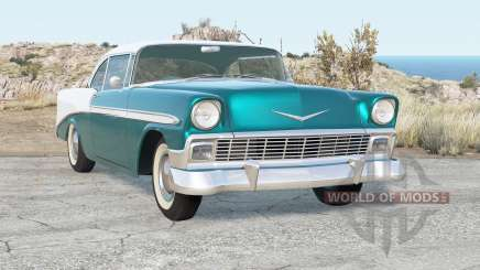 Chevrolet Bel Air Coupe 1956 для BeamNG Drive