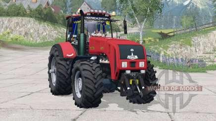 МТЗ-3522 Беларус〡регулировка освещения для Farming Simulator 2015