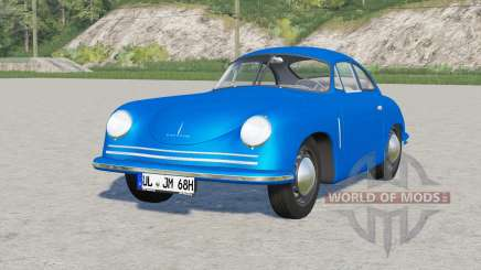 Porsche 356 Coupe 1948 для Farming Simulator 2017