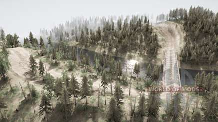 Деревня 2 для MudRunner