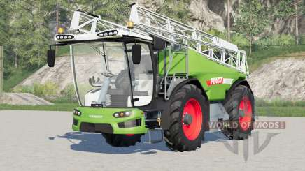 Fendt Rogator 600 для Farming Simulator 2017