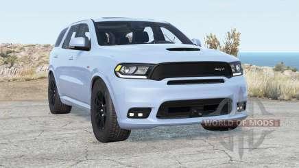 Dodge Durango SRT (WD) 2019 для BeamNG Drive