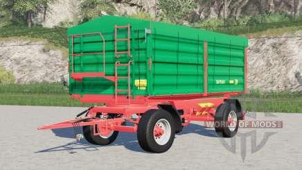Pronar T680〡6 wheel configurations для Farming Simulator 2017
