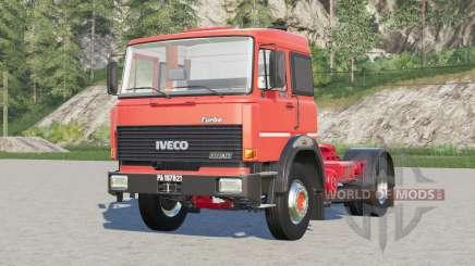 Iveco-Fiat 190-38 Turbo 1983 для Farming Simulator 2017