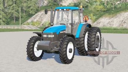New Holland TM series〡wheels selection для Farming Simulator 2017