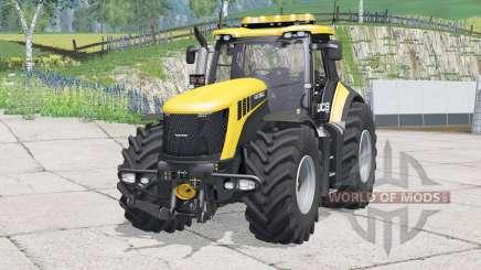 JCB Fastrac 8310〡other warning lights для Farming Simulator 2015