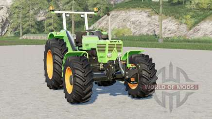 Deutz D 13006 A〡selectable wheels brand для Farming Simulator 2017