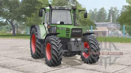 Fendt Favorit 510 C Turbomatik〡front hydraulic or weight для Farming Simulator 2017