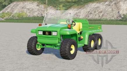 John Deere Gator 6x6 для Farming Simulator 2017