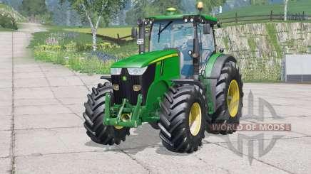 John Deere 7280R〡full washable для Farming Simulator 2015