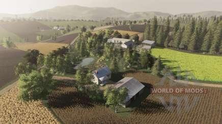 Ostrowitko для Farming Simulator 2017