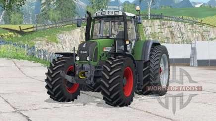 Fendt 820 Vario TMS〡dual rear wheels для Farming Simulator 2015