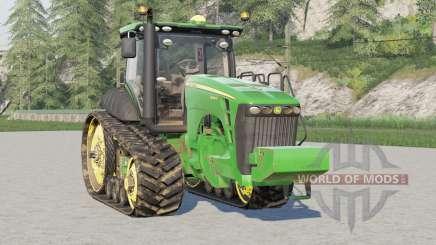 John Deere 8RT series〡choice of counterweight для Farming Simulator 2017