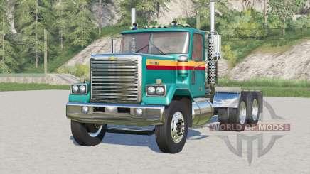 Chevrolet Bison 1976 для Farming Simulator 2017