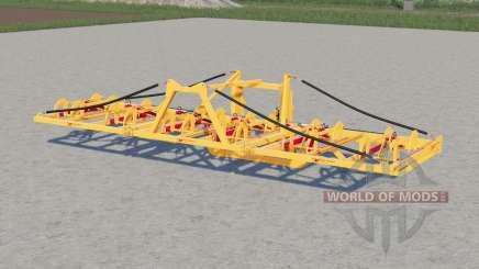 Meijer Holland Rambo 6KD〡to 6 square bales для Farming Simulator 2017