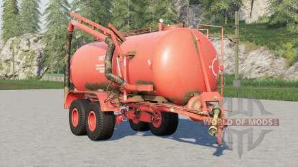 MZHT-10〡machine for applying liquid fertilizers для Farming Simulator 2017